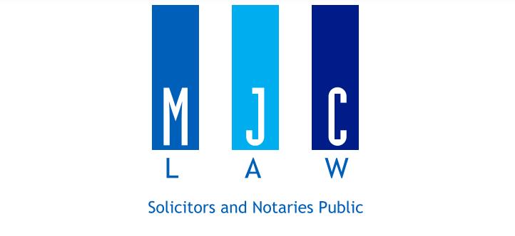 MJC Law Logo